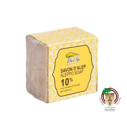 敘利亞阿勒頗皂 10%月桂油