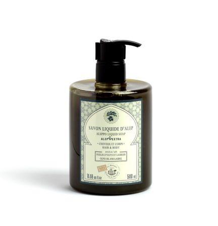 阿勒頗皂皂液 500 ml (相當於8%-15%月桂油)