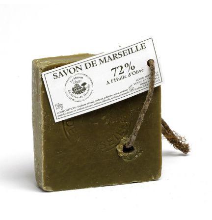 掛繩馬賽皂 72%橄欖油 150g