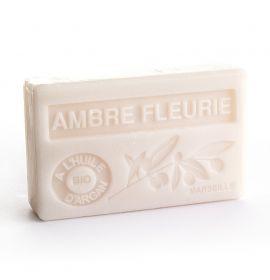 法國有機摩洛哥堅果油香薰皂– AMBRE FLEURIE