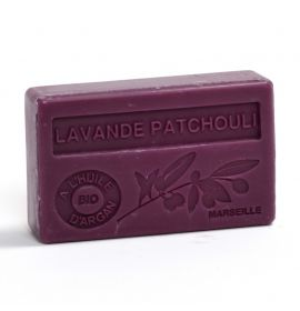 法國有機摩洛哥堅果油香薰皂- LAVANDE PATCHOULI (薰衣草廣藿香)
