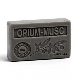 法國有機摩洛哥堅果油香薰皂- OPIUM MUSC (麝香鴉片香水)