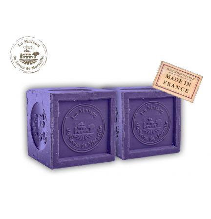【2件優惠裝】法國馬賽手工皂-薰衣草 300g