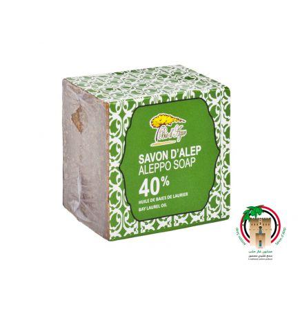 敘利亞阿勒頗皂 40%月桂油