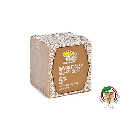 敘利亞阿勒頗皂 5%月桂油
