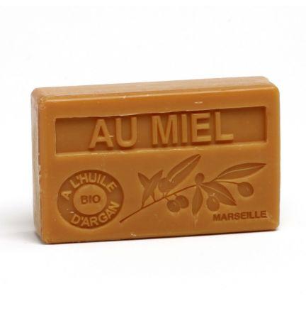 法國有機摩洛哥堅果油香薰皂- 蜜糖 (MIEL)