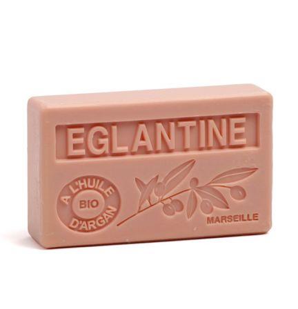 法國有機摩洛哥堅果油香薰皂- Eglantine (白玫瑰)