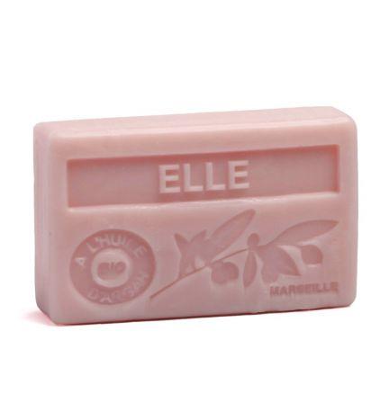 法國有機摩洛哥堅果油香薰皂- Elle (她)