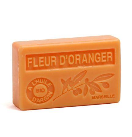 法國有機摩洛哥堅果油香薰皂- FLEUR D'ORANGER (橙花)
