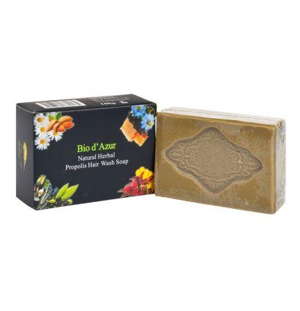 蜂膠天然草本洗髮皂