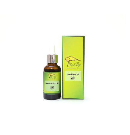 月桂漿果油 35ml (推薦用於肌肉關節酸痛)