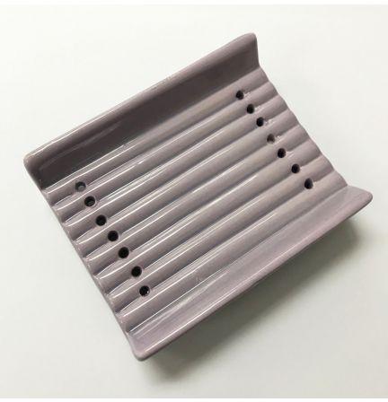 薰衣草皂盤