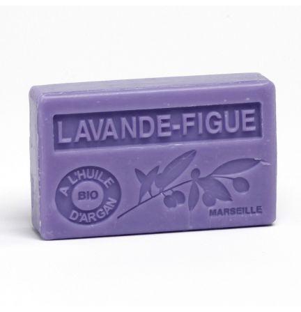 法國有機摩洛哥堅果油香薰皂- 薰衣草無花果