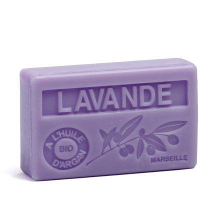 法國有機摩洛哥堅果油香薰皂- 薰衣草 (LAVANDE)