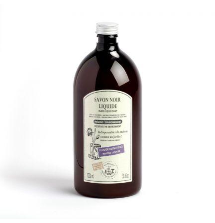 天然家居萬用-黑皂皂液 (薰衣草) 1000 ml