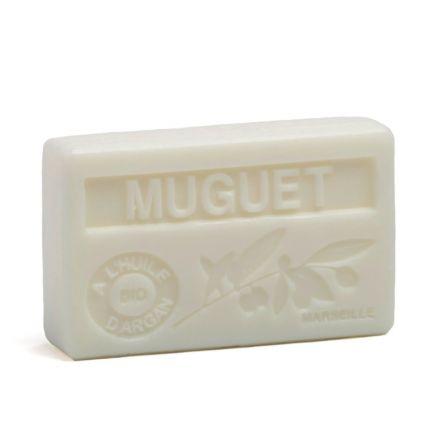 法國有機摩洛哥堅果油香薰皂- MUGUET (鈴蘭 Lily of the Valley)
