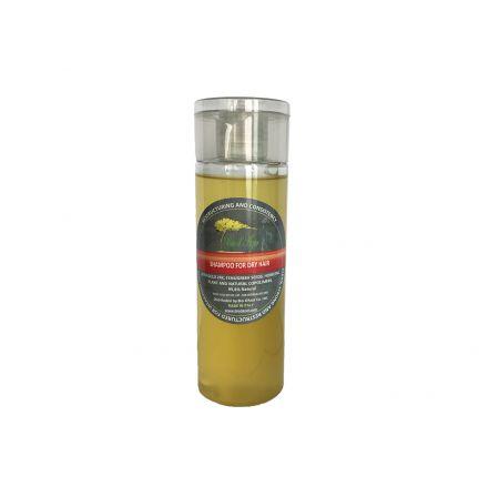 99.8%天然24K金葫蘆巴洗髮露(適合乾性髮質) 240ML