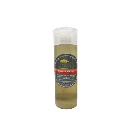 99.8%天然水解小麥蛋白豐盈洗髮露(適合油性髮質) 240ML