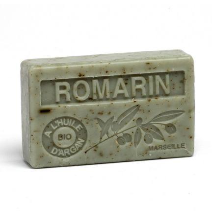 法國有機摩洛哥堅果油香薰皂- ROMARIN (迷迭香 Rosemary)