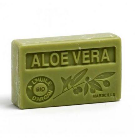 法國有機摩洛哥堅果油香薰皂- 蘆薈 (ALOE VERA)