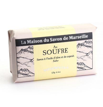 SAVON NATUR I DERM 125G - SOUFRE Naturiderm Soap
