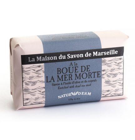 保濕香薰精油洗臉皂-死海泥(Boue de la mer morte)