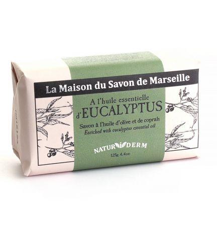 保濕香薰精油洗臉皂-尤加利(EUCALYPTUS)