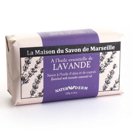 保濕香薰精油洗臉皂-薰衣草(LAVANDE)