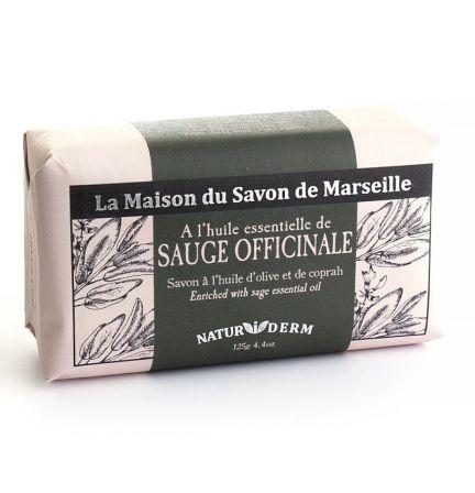 保濕香薰精油洗臉皂-鼠尾草(SAUGE)