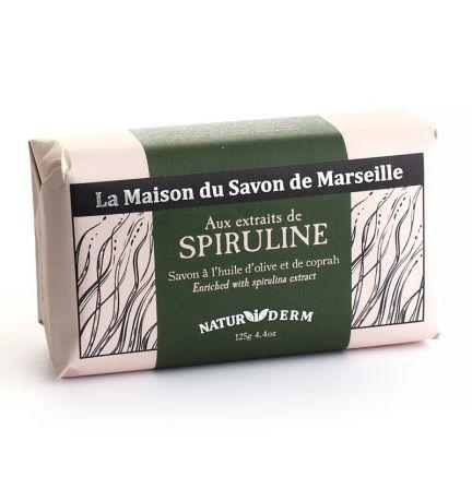 保濕香薰精油洗臉皂-螺旋藻(SPIRULINE)