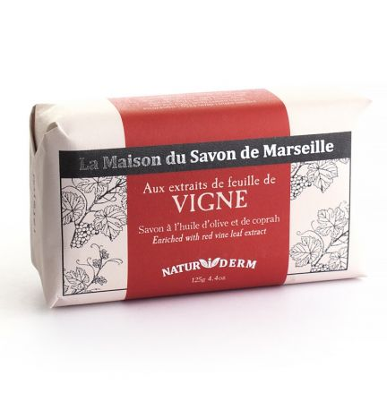 保濕香薰精油洗臉皂-紅葡萄
