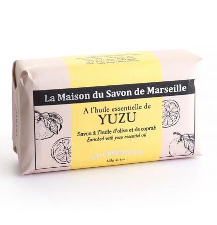 保濕香薰精油洗臉皂-日本柚子