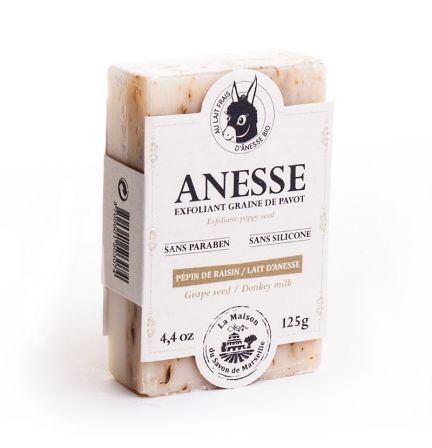 法國雙重護理有機驢奶皂- 驢奶/葡萄籽