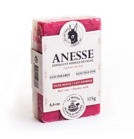 法國雙重護理有機驢奶皂- 驢奶/紅葡萄 (VIGNE ROUGE/ANESSE)