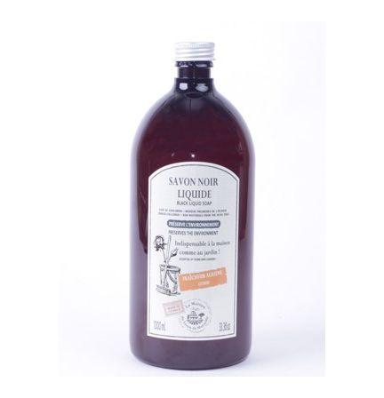 天然家居萬用-黑皂皂液 1000 ml