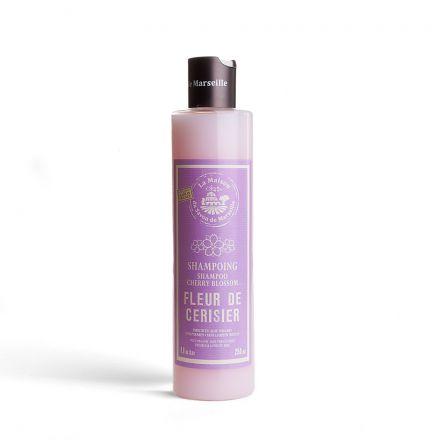 法國天然洗髮露- 櫻花 250ml