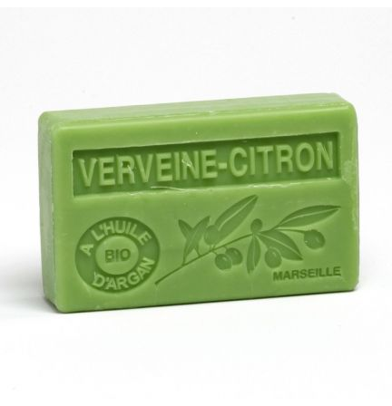 法國有機摩洛哥堅果油香薰皂- 馬鞭草檸檬 (Lemon verbena)